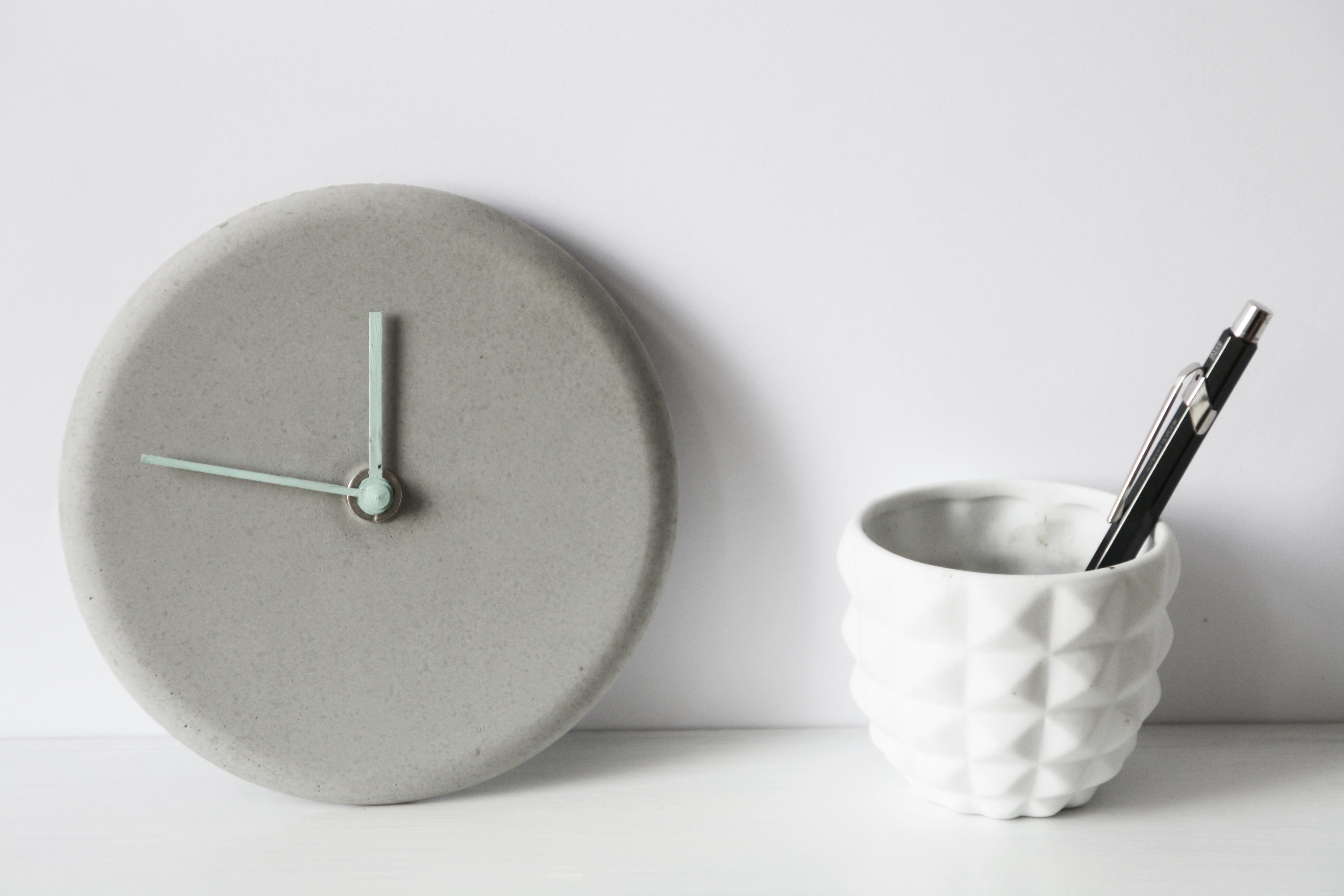 elegant beton basteln schema. Black Bedroom Furniture Sets. Home Design Ideas