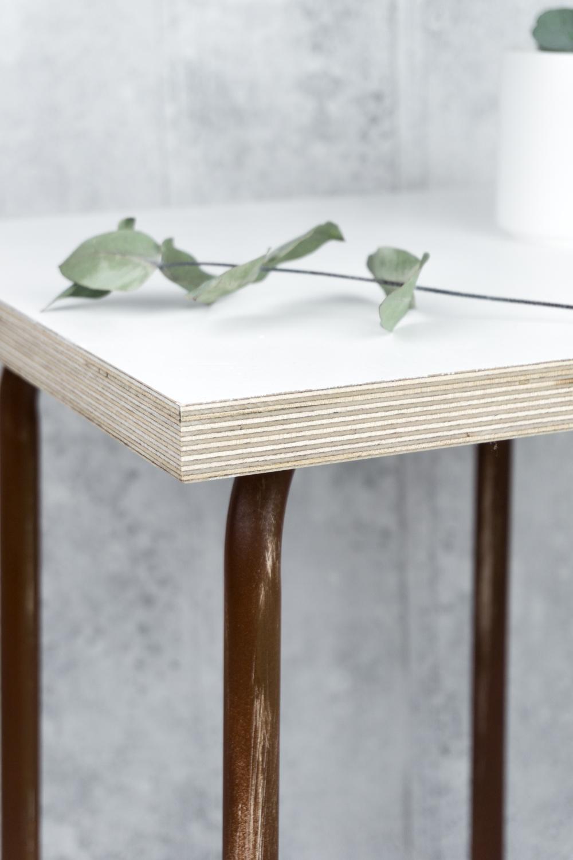 schereleimpapier diy beistelltisch selber bauen industrial design 27 schereleimpapier diy. Black Bedroom Furniture Sets. Home Design Ideas
