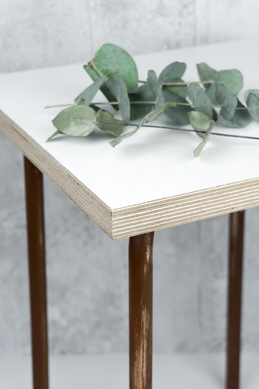 schereleimpapier diy beistelltisch selber bauen industrial design 29 schereleimpapier diy. Black Bedroom Furniture Sets. Home Design Ideas