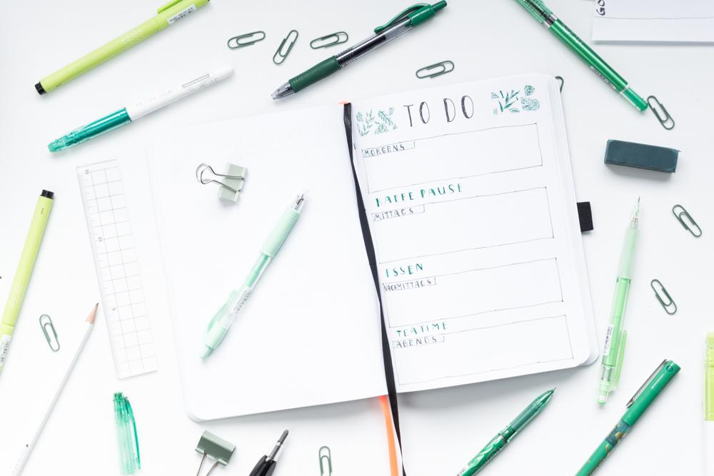 schereleimpapier DIY und Upcycling Blog aus Berlin - kreative Tutorials für Geschenke, Möbel und Deko zum Basteln - Bullet Journal Ideen