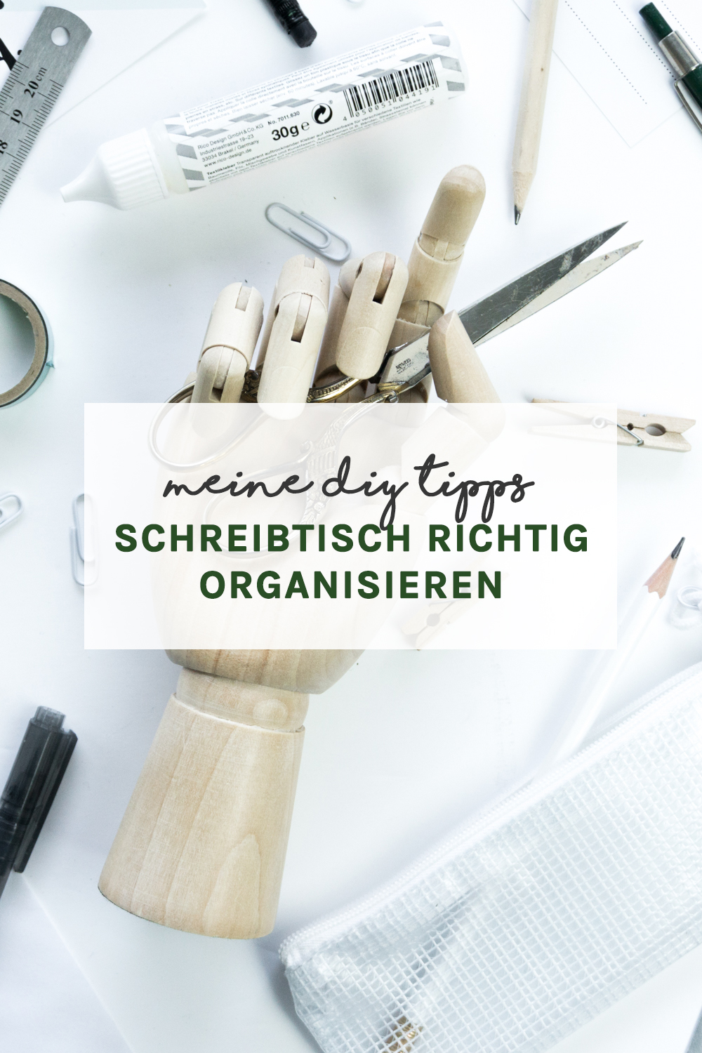 schereleimpapier diy blog schreibtisch organisieren tipps pd schereleimpapier diy blog f r. Black Bedroom Furniture Sets. Home Design Ideas