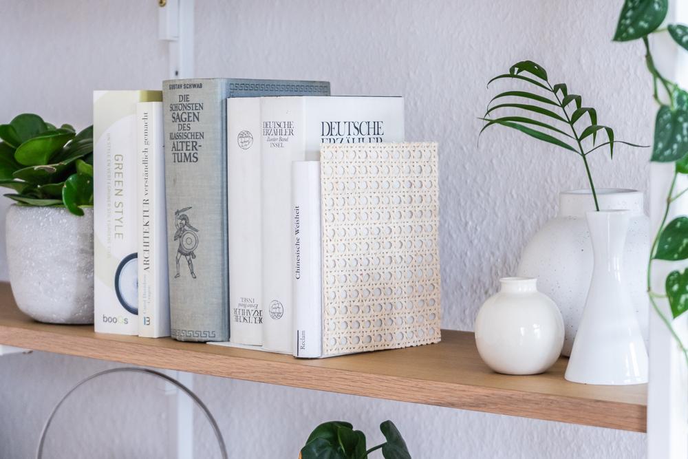 DIY Buchstützen selber machen schereleimpapier kreative Tutorials für DIY Geschenke, DIY Möbel und DIY Deko zum Basteln