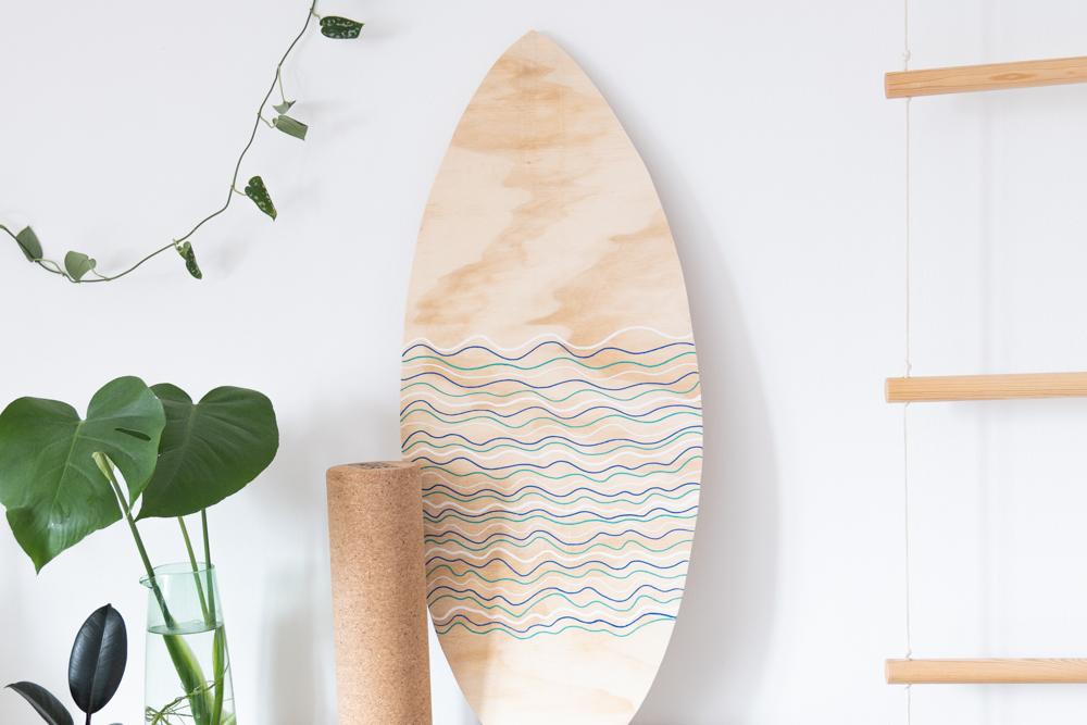 DIY Balance Board selber bauen